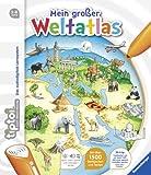Inka Friese tiptoi® Mein groÃer Weltatlas