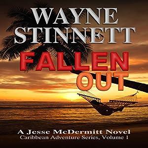 Fallen Out: A Jesse McDermitt Novel (Caribbean Adventure Series, Volume 1) Audiobook