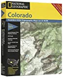 National Geographic TOPO! Colorado Map CD-ROM (Windows)