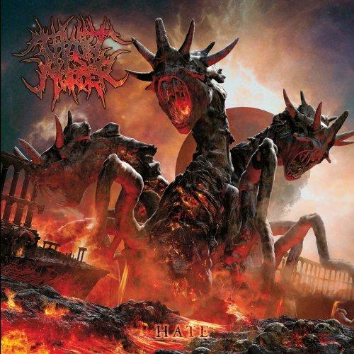 Hate by Thy Art is Murder (2013) Audio CD