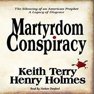 Martyrdom Conspiracy Audiobook