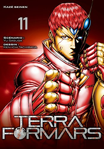 Terra Formars - Tome 11