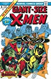 img - for The Uncanny X-Men Omnibus Volume 1 (New Printing) book / textbook / text book