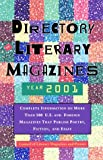 Directory of Literary Magazines 2001 (Clmp Directory of Literary Magazines and Presses)