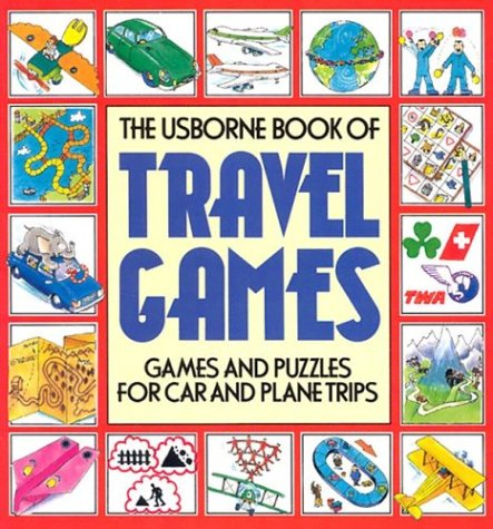Image for The Usborne Book of Travel Games