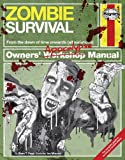 Haynes Books Zombie Survival Manual The complete guide to surviving a zombie attack Including an AA Microfibre Magic Mitt
