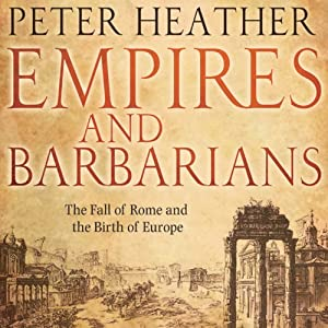 Empires and Barbarians  Audiobook