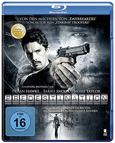 Predestination - Entführung in die Zukunft (Prädikat: Besonders wertvoll) [Blu-ray]
