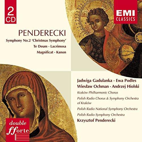 Symphony No. 2; Te Deum; Lacrimosa; Magnificat; Kanon (2003-12-05)