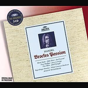 Haendel - Brockes Passion ( Coll. The Originals )