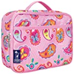 Wildkin Olive Kids Paisley Lunch Box