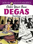 Dover Masterworks: Color Your Own Deg...