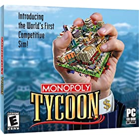 Monopoly Tycoon PC game!