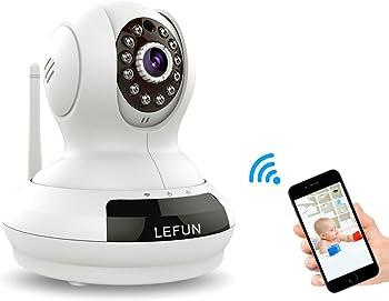 LeFun 720P Wi-Fi IP Surveillance Camera