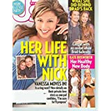 US Weekly May 14 2007 Vanessa Minnillo & Lachey, Kate Bosworth, Angelina Jolie
