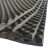 SOOMJ Studio Sound Acoustic Absorption Car Heatproof Foam Deadener 19.7