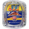 Reynolds Heavy Duty Turkey Size Roaster Pans 2 Ct. And Oven Bags 2 Ct.