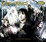 The Lord of the Rings Trilogy Wall Calendar (2015)