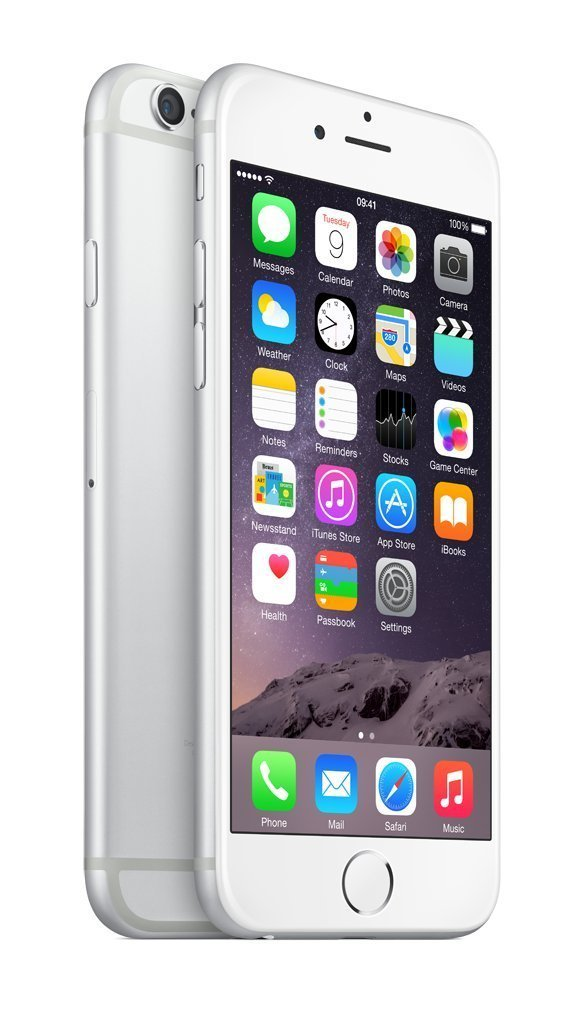 Apple iPhone 6 64GB Unlocked Smartphone - Gold (Certified Refurbished)