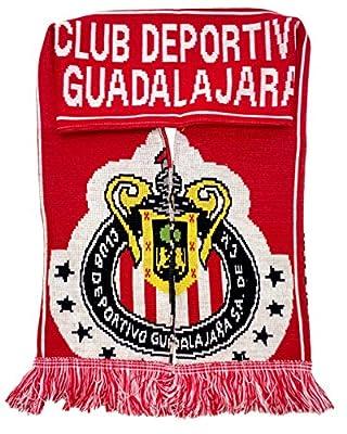 Chivas Scarf- Cd Guadalajara