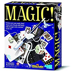 4M Kids Magic Set New