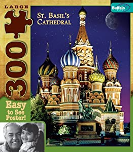 Buffalo Games Travel 300: Moscow - St. Basil's
