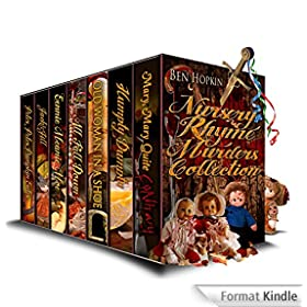 Nursery Rhyme Murders Collection (the highly anticipated new series from Ben Hopkin) (English Edition)