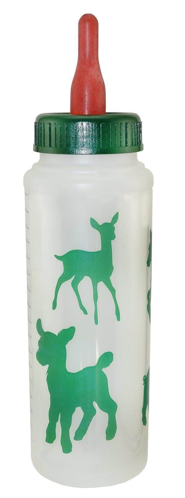 Lixit Animal Care Lixit Farm Baby Bottle, 1 Quart (Tamaño: 1 Quart)