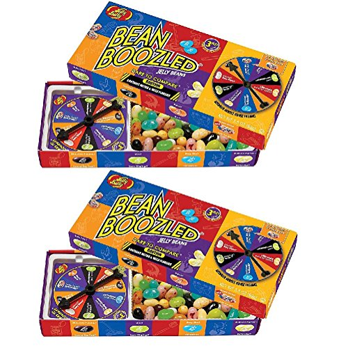 (Set/2) Jelly Belly Bean Boozled Jelly Beans Gift Box - Wild & Weird Flavors (Jelly Boozled compare prices)