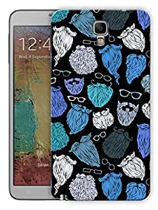 "Humor Gang Life Is All About Beard Printed Designer Mobile Back Cover For ""Samsung Galaxy Note 3 Neo"" (3D, Matte, Premium Quality Snap On Case)"