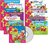 DR. JEAN LAP BOOK VARIETY PACK WITH CD