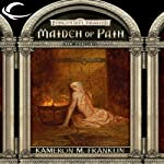 Maiden of Pain: Forgotten Realms: The Priests, Book 3 (       UNABRIDGED) by Kameron M. Franklin Narrated by Jean Brassard