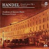 Handel:Concerti Grossi Op.3 - Egarr/Brown/Henriksson