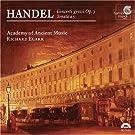 Concerto Grosso Op3/1-6, Sonate a 5 Hwv288