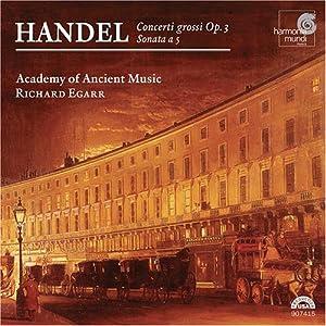 Handel: Concerti Grossi, Op. 3 / Sonata a 5