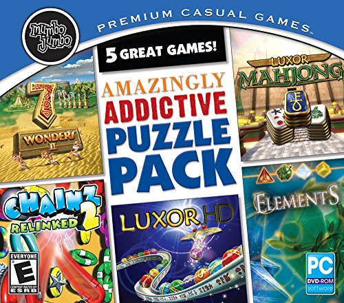 Amazingly Addictive Puzzle Pack (Windows 8 Video Games compare prices)