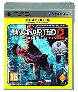 Uncharted 2 : among thieves - platinum
