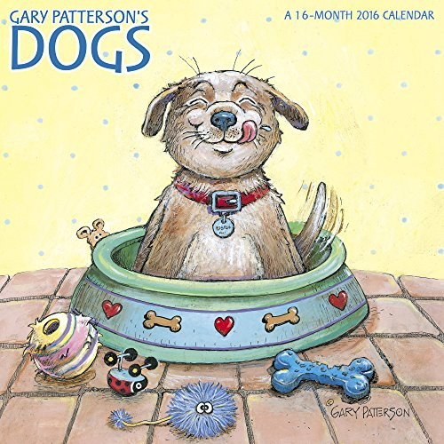Gary Patterson's Dogs Wall Calendar (2016)