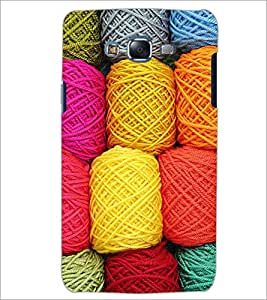 PrintDhaba COLORFUL WOOL D-6584 Back Case Cover for SAMSUNG GALAXY J7 (Multi-Coloured)