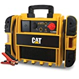 CAT CJ3000 Professional Jump Starter: 2000 Peak/1000 Instant Amps with Built-In Power Switch (Tamaño: 18.00in. x 6.75in. x 13.07in.)