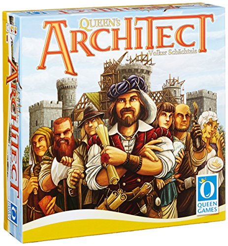 "Queen Games 20020 - Gioco da tavola ""Queen's Architect"" [Lingua tedesca]"