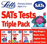 Letts Key Stage 2 SATs Tests Triple P...