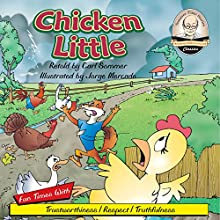 Chicken Little: Summer-Time Story Classic, Book 3 Audiobook by Carl Sommer Narrated by Carl Sommer