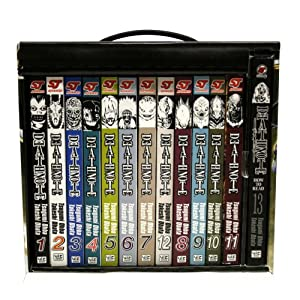 Death Note Box Set (Vol. 1-13)