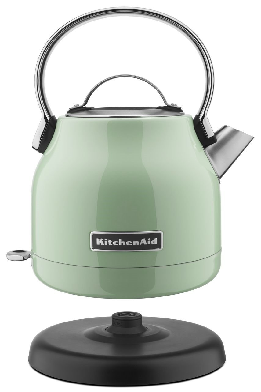 KitchenAid KEK1222PT Electric Kettle, 1.25 L, Pistachio