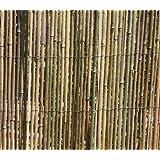 HaGa-Welt.de Canisse en bambou 3 x 1,5 m
