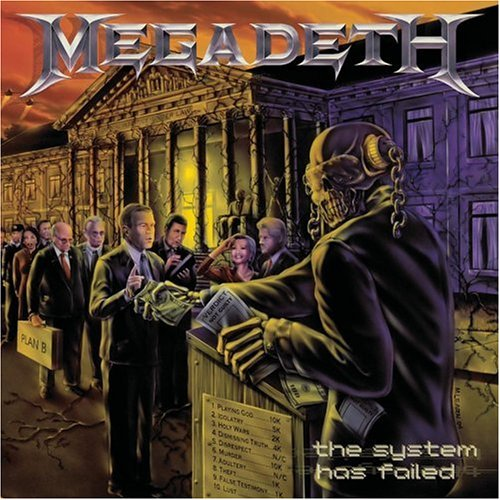 Megadeth - System Has Failed - Zortam Music