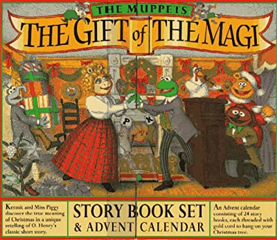 The Muppets The Gift of the Magi Story Book Set & Advent Calendar (Workman Undated Diaries/Advent Calendars)