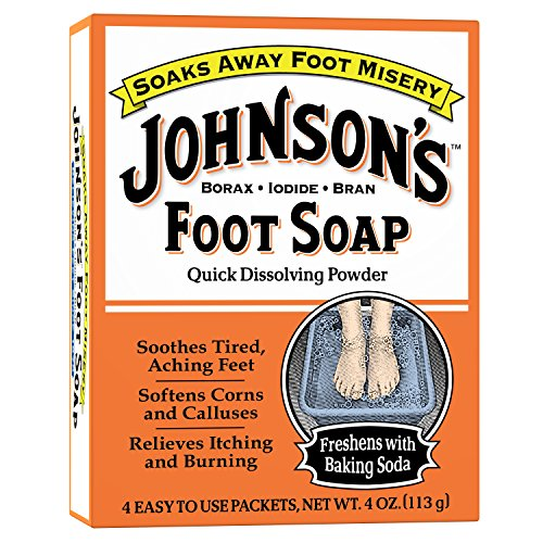 Johnson's Foot Soap (Softer Feet compare prices)