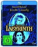 echange, troc Die Reise ins Labyrinth [Blu-ray] [Import allemand]